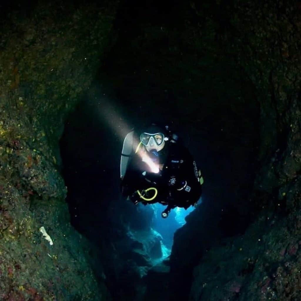 Night dive specialty